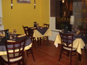 Restaurant - Esprit Gourmand