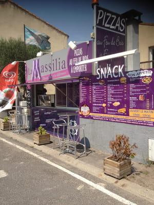 Restaurant - Pizzeria La Massilia
