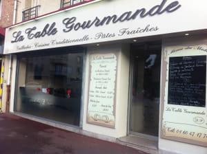 Restaurant - La Table Gourmande