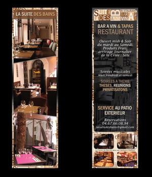 Restaurant - La Suite des Bains