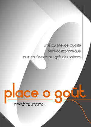 Restaurant - Place O Go&ucirc;t