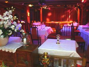 Restaurant - Le Saint Petersbourg