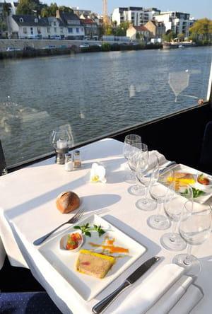 Restaurant - Bateaux Nantais