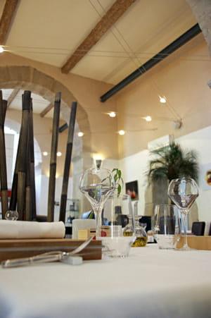 Restaurant La Table Saint Cressant Narbonne