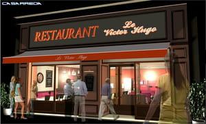 Restaurant - Le Victor Hugo