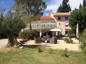 Restaurant - Lou Mas de l'Olivier