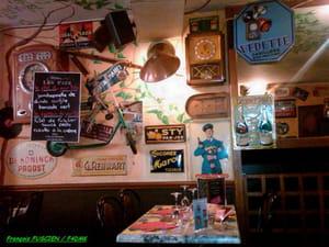 Restaurant - Le Brin De Zinc