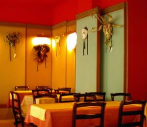 Restaurant - La Pantomime