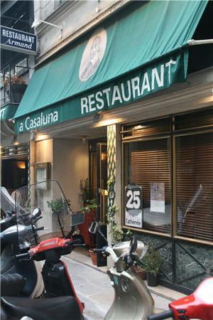 Restaurant - A Casaluna