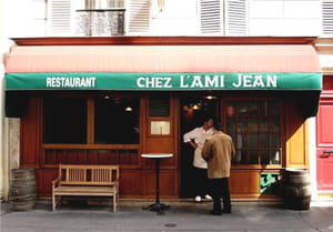 Restaurant - L'Ami Jean