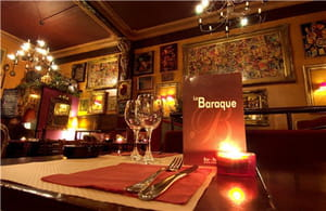 Restaurant - La Baraque