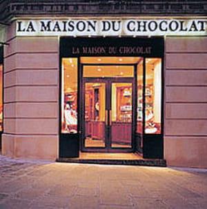La maison du chocolat salon de th paris avec l 39 internaute for La maison du cafe paris