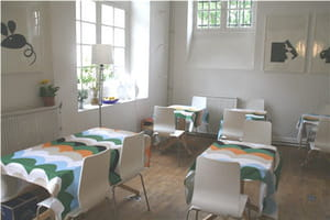 le caf su dois salon de th paris avec l 39 internaute. Black Bedroom Furniture Sets. Home Design Ideas