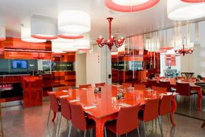 Restaurant - Le Carré Rouge