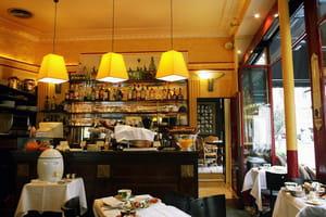 Le comptoir du relais brasserie bistrot paris avec l - Le comptoir du relais restaurant menu ...