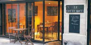 Cotte Roti Restaurant Paris