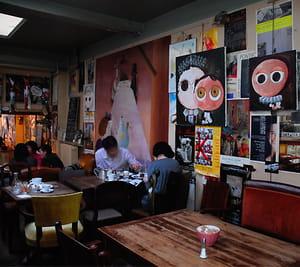 Restaurant - Le Loir dans la Théière