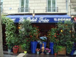 Restaurant Le Petit Troo