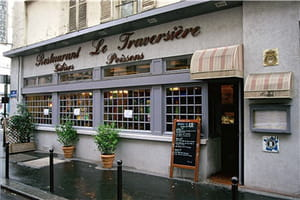 Le traversiere restaurant paris
