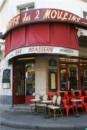 Restaurant - Les Deux Moulins