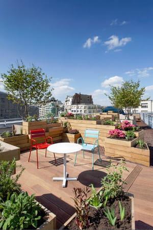 toit terrasse piscine molitor r tisserie paris avec l 39 internaute. Black Bedroom Furniture Sets. Home Design Ideas