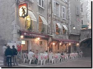 Restaurant Vers Le Parlement Paris