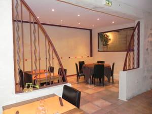 L 39 amphitryon restaurant de cuisine moderne pezenas for Restaurant a pezenas