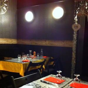 Restaurant la fille d 39 easington for Restaurant a pezenas