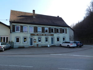Restaurant - Au Pays de Hanau