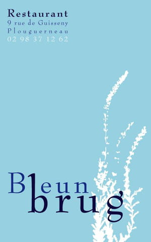 Restaurant - Le Bleun Brug