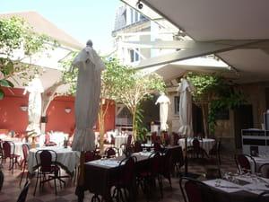 Restaurant - La Fontaine de Trévi