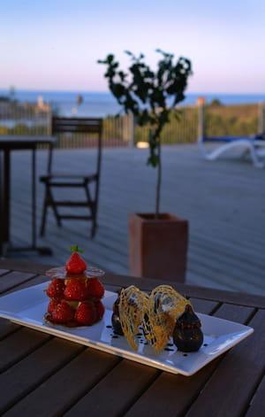 Le c dre restaurant m diterran en port vendres avec l 39 internaute - Restaurant le france port vendres ...