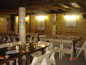 Auberge polonaise chez les grassouillets restaurant de for Restaurant le loft portes les valence