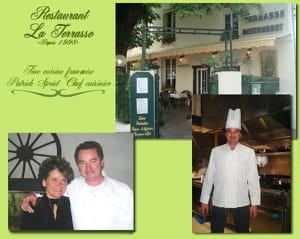 Restaurant - La Terrasse