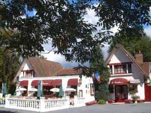 Restaurant - Le Forestier