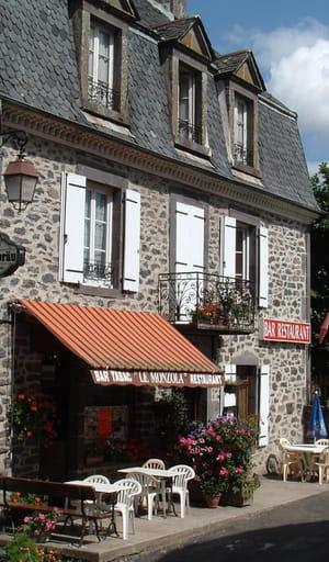 Restaurant La Ferme De Saint Bonnet