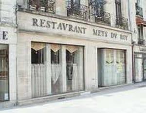 Le Mets Du Roy Restaurant Saint Denis