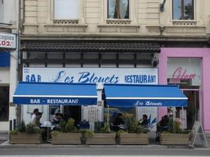 Restaurant - Les Bleuets
