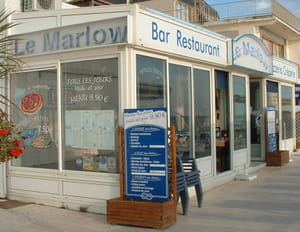 Restaurant - Le Marlow
