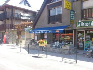 La galette d 39 or cr perie saint lary soulan avec l 39 internaute - Restaurant la grange saint lary ...