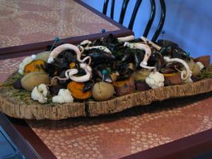 Lebellevue restaurant de cuisine traditionnelle saint for Restaurant st mandrier