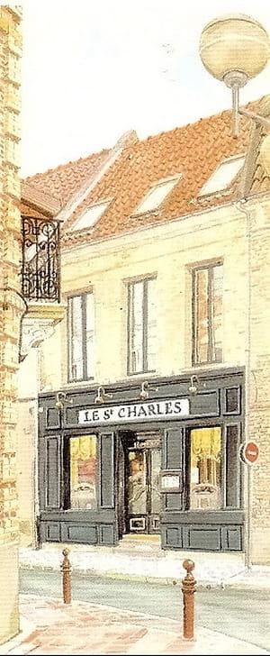 Restaurant - Le St-Charles