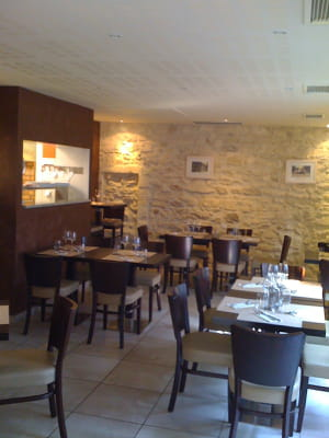 Restaurant - Le Moulin Saint Bernard