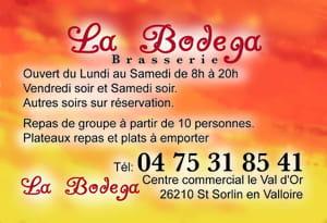 Restaurant - La Bodega
