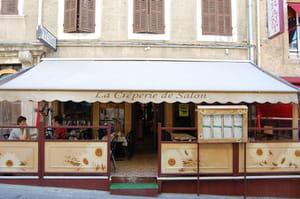 Restaurant - La Crêperie de Salon
