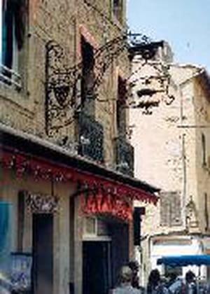 La table d 39 oscar pizzeria salon de provence avec l for Mike pizza salon de provence
