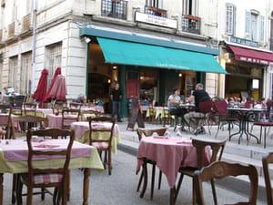 Le caf des arts r tisserie salon de provence avec l - Caf salon de provence ...