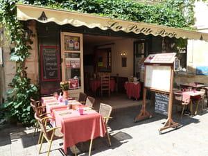 Restaurant - La Petite Borie