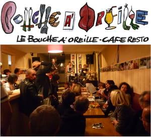 Restaurant - Le Bouche à Oreille