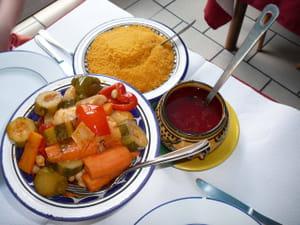 Restaurant - A l'Oriental